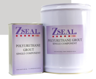 2. ZSEAL SINGLE COMPONENT POLYURETHANE GROUT